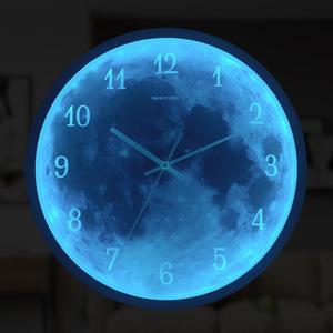 【5個】【送料無料】入手困難 INS世界で大人気な時計 LED光源 光センサーと感音センサー付き 夜間自動点灯 地中海 南欧風 頑丈 5色選択可