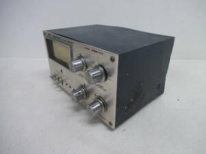 Y08/919 DAIWA ダイワ COUPLER & SWR METER CSW-117 アンテナカプラーアンテナチューナー&W-SWRメーター 動作未確認 現状品