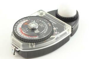 【美品】Sekonic Studio Deluxe L-398 Light Meter Exposure セコニック 露出計 290@BT