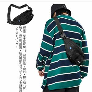 新品 ボディバッグ ワンショルダー ウエストバッグ スリングバッグ 斜めがけバッグ ワンショルダーバッグ ウエストポーチ