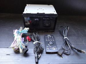 中古 カロッツェリア FH-9200DVD DVD/CD/Bluetooth 7型