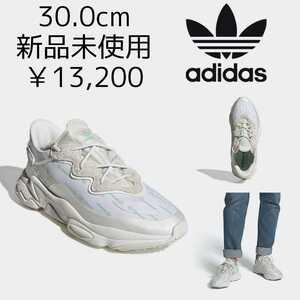 13,200円! 30.0cm adidas originals OZWEEGO 新品未使用 アディダスオリジナルス オズウィーゴ 白ホワイト ダッドシューズ スニーカー 30cm