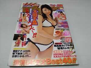 ウォーB組 2004 2 太田千晶