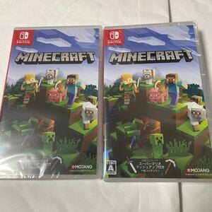 Minecraft Nintendo Switch版 2本