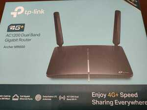 ■新品 送料無料■TP-Link Archer MR600■楽天モバイル対応 4G LTEホームルーター■楽天回線 無線LANルーター WiFi