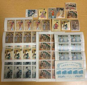 切手シート 国際文通週間 未使用