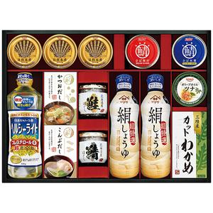 ヤマサ絹しょうゆバラエティギフトKI-100 2641-051(l-4983740107337)