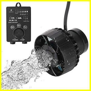 新品水流ポンプ ウェーブポンプ 水中ポンプ 水槽ポンプ アクアリウム SLW10 ワイヤレス 回転式 水槽循環ポPF0P