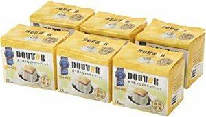 ドトールコーヒー ドリップパック香り豊かなまろやかブレンド 18P×6袋
