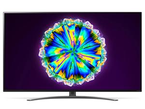 LG 49NANO86JNA [49インチ] 展示美品(視聴時間20時間) Nano Cell Display搭載の4K液晶テレビ KG