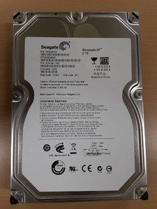 L1020-06 3.5インチHDD SEAGATE ST32000542AS 2TB