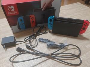 Nintendo Switch 本体 良品 付属品全て付き ニンテンドースイッチ 任天堂