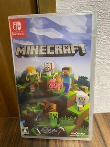 【新品未開封】マインクラフト Nintendo Switch ニンテンドースイッチ Minecraft