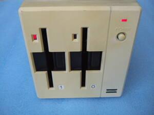 ★ジャンク:富士通 MB27631H 3.5インチ 純正フロッピーディスクドライブ 通電のみ確認 中古 ポイント消化 クレカ可 FDドライブ