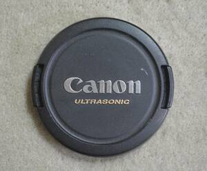 * used *Canon lens cap 58mm*