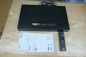 現状品 ソニー◆Ultra HDブルーレイ/DVDプレーヤー◆UBP-X800M2/4K・ハイレゾ対応/Wi-Fi/Bluetooth◆2020年製