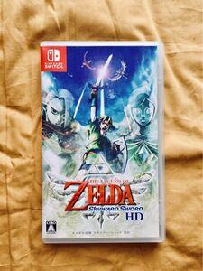 ゼルダの伝説 スカイウォードHD ニンテンドースイッチ Nintendo Switch 任天堂スイッチ