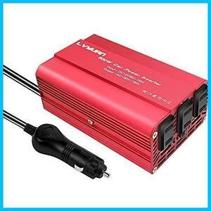 【最安】IpowerBingo インバーター 2021年中感謝セール 12V MM-23 定格500W(最大1000W) DC(直流)12V AC(交流)100V [車載充電器