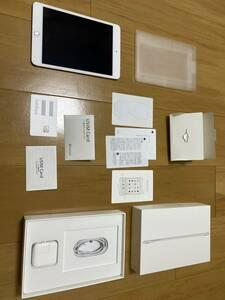 iPad mini4 wifi+cellular 128GB silver