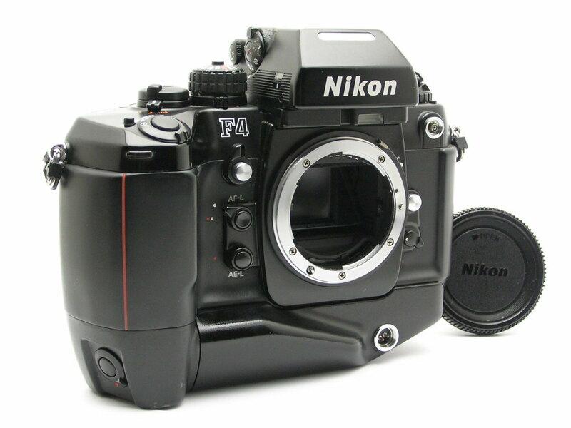 ★ハローカメラ★3281 Nikon F4s『要修理:空シャッター切れるが フィルムを入れると正常作動せず】動作品、要修理 ジャンク 1円スタ-ト