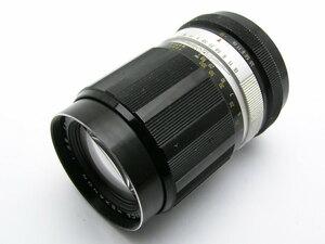 ★ハローカメラ★ 0145 KONICA HEXANON ( 135mm F3.5 ) 正常作動せず ジャンク 1円スタート