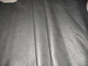 国産馬 顔料吹き毛シボ型押し 黒 0.9-1.0mm 187デシ C級