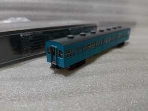 TOMIX 8961 国鉄電車 サハ103形(初期形非冷房車・スカイブルー) 103系 京浜東北線