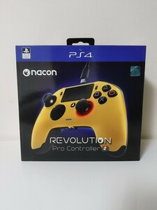 Nacon Revolution Pro Controller 2 Gold ナコンレボリューションプロコントローラ2 ゴールド