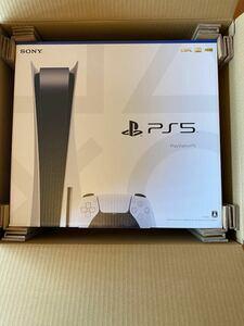 【新品未開封】PlayStation5 PS5 プレイステーション5 本体 ディスクドライブエディション