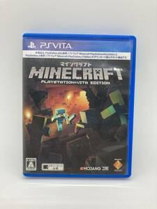 【SONY】Minecraft: PlayStation Vita Edition - PS Vita