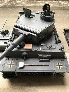 ラジコン戦車