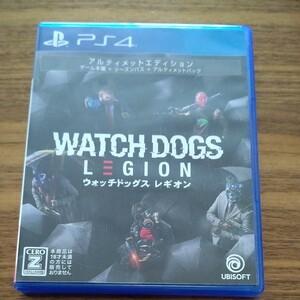 【PS4】 ウォッチドッグス レギオン [アルティメットエディション] PS4