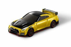 トミカ 2021★マクドナルド ハッピーセット ひみつのおもちゃ(日産 GT-R NISMO 2022 ゴールドカラー )