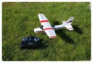 WLTOYS F949S ジャイロ搭載 モード1送信機付属 セスナ 高性能ラジコン飛行機 プレーン 200M制御 即納最安 RC 入門機最適 練習 国内発送