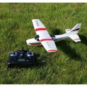 WLTOYS F949S ジャイロ搭載 平穏飛行維持 送信機付属 セスナ 高性能ラジコン飛行機 プレーン 200M制御 即納最安 RC 入門機最適練習 国内発