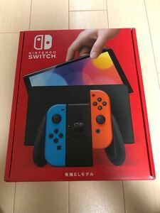 ニンテンドースイッチ 本体 Nintendo switch 本体 有機 EL