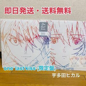 宇多田ヒカル One Last Kiss LP 劇場版 シン・エヴァンゲリオン