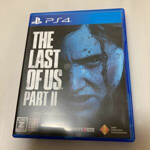 PS4 THE LAST OF US PART Ⅱ ラストオブアス パート2