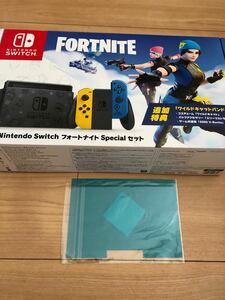 新品 Nintendo Switch ニンテンドースイッチ フォートナイトセット コードなし