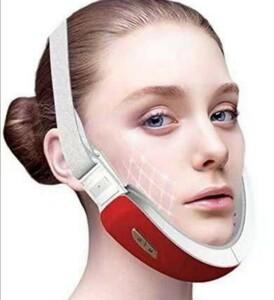 美顔器 小顔 EMS 痩顔 v マッサージ 二重顎防止 表情筋 顔痩せ 振動