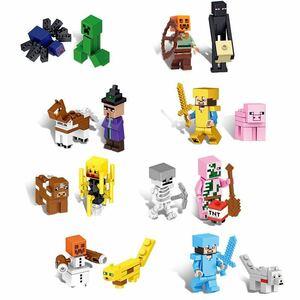 マインクラフト マイクラ1 ミニフィグ LEGOレゴ交換
