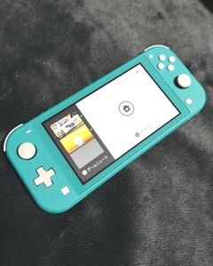 スイッチライト 本体 (4-V)凖良品【1週間保証有り!!】 Nintendo Switch