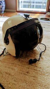 ヘリコプターヘルメット