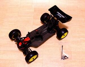 1/10 HPI HB D413 カーボン 4WD バギー