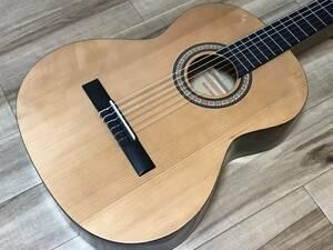 #REGHIN クラシックギター Laura nylon 4/4 ガットギター ナイロン弦ギター 単板トップ ルーマニア製 本体のみ