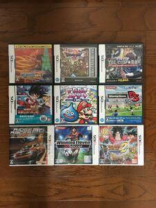 ニンテンドー DS/3DS 9本 まとめ売り