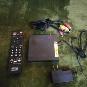 BUFFALO 地上デジタルチューナー DTV-S110 リモコン付