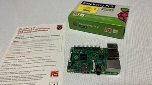 new goods unused raspberry pi 2 Model B & clear case