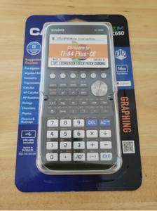 ■新品【未開封】カシオ計算機 カシオ 電卓10桁 グラフ関数 FX-CG50 ■並行輸入品