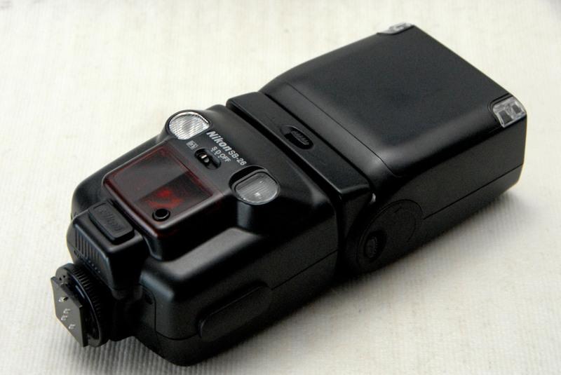 Nikon ニコン純正 高級オートストロボ スピードライト SPEEDLIGHT SB-26 完動品